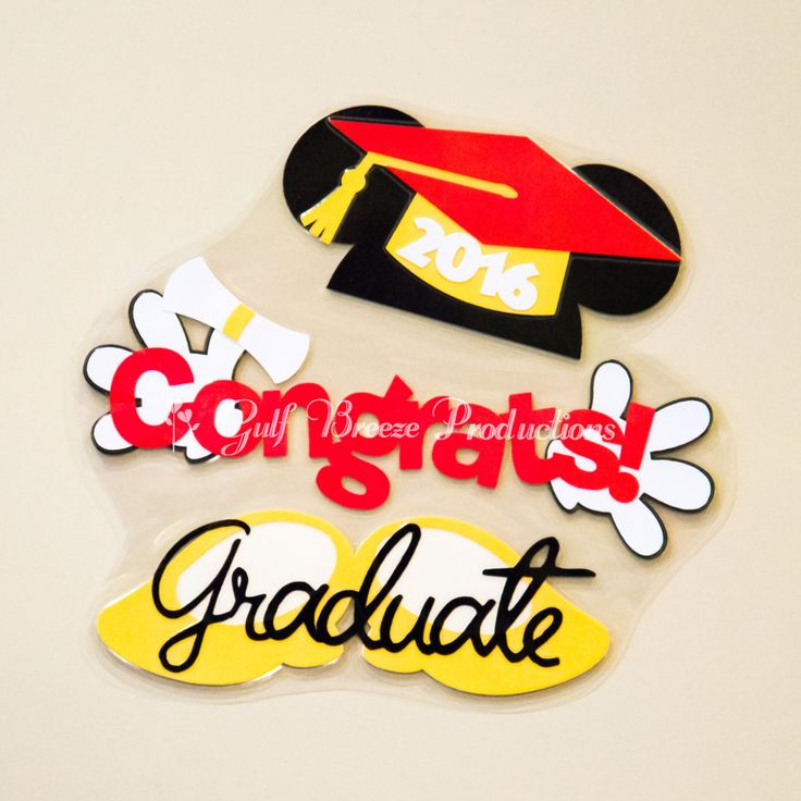 Personalized Graduation Minnie Mouse Disney Cruise Door ...