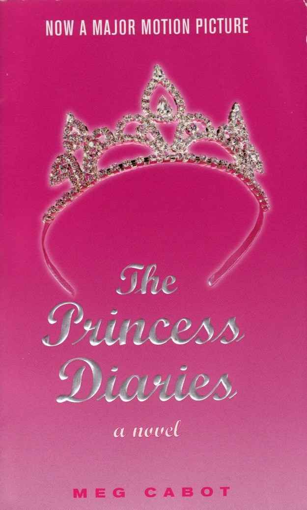 99. Ya Books From The 2000's. Nostalgia for The Princess Diaries by Meg Cabot! Have read.
