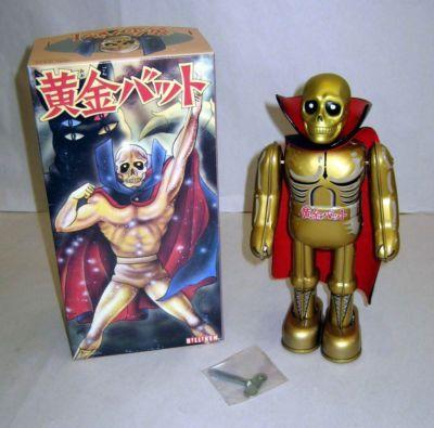 Japanese Tin Toy Robot