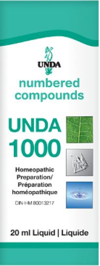 Unda 1000 Thyroid & Parathyroid Degeneration This remedy is indicated for beginning goitres, thyroid problems, nervous spasms, tachycardia, utero-ovarian troubles of thyroid origin, difficulty with assimilation of calcium, decalcification, onychorrhexis and hair loss as a result of endocrine imbalance.