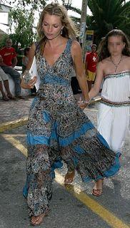 HISTOIRE DE ROBE(S): La Maxi-dress