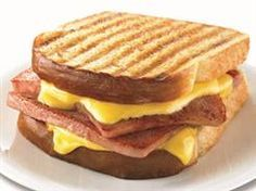Grilled Cheese with SPAM