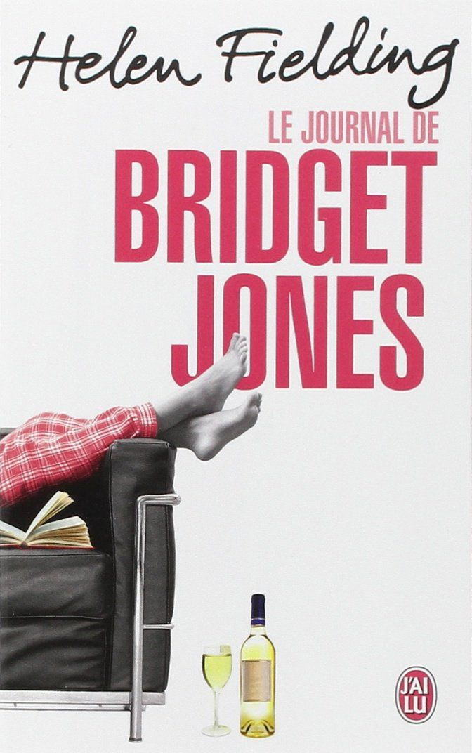Le journal de Bridget Jones - Helen Fielding, Arlette Stroumza - Livres