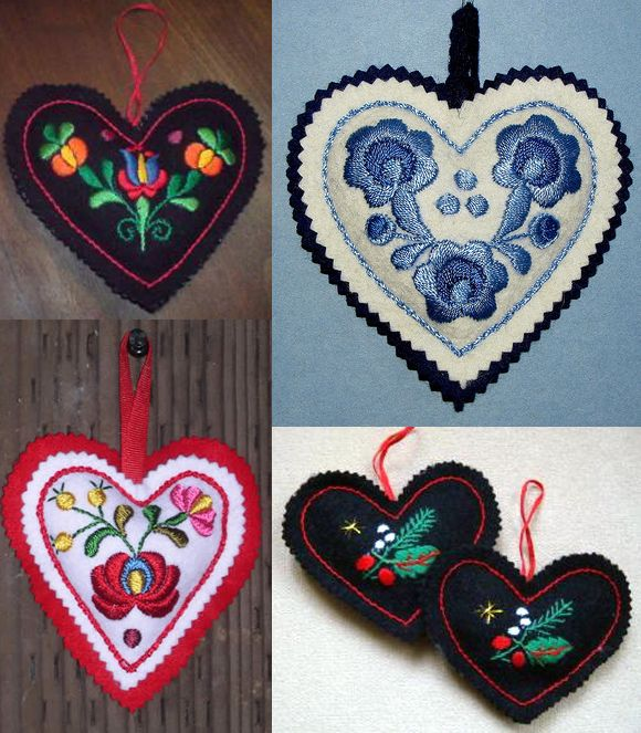 Crafts and traditions from Old World Hungary (which includes Croatia and Romania too). From Croatia images from:  Rina Travel (2nd row left), eLanguages (3rd row left), Licitar (all other images) Licitar is...  Read more »