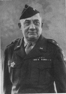 Emil F. Reinhardt ** Commanding General/ 69th Infantry Division