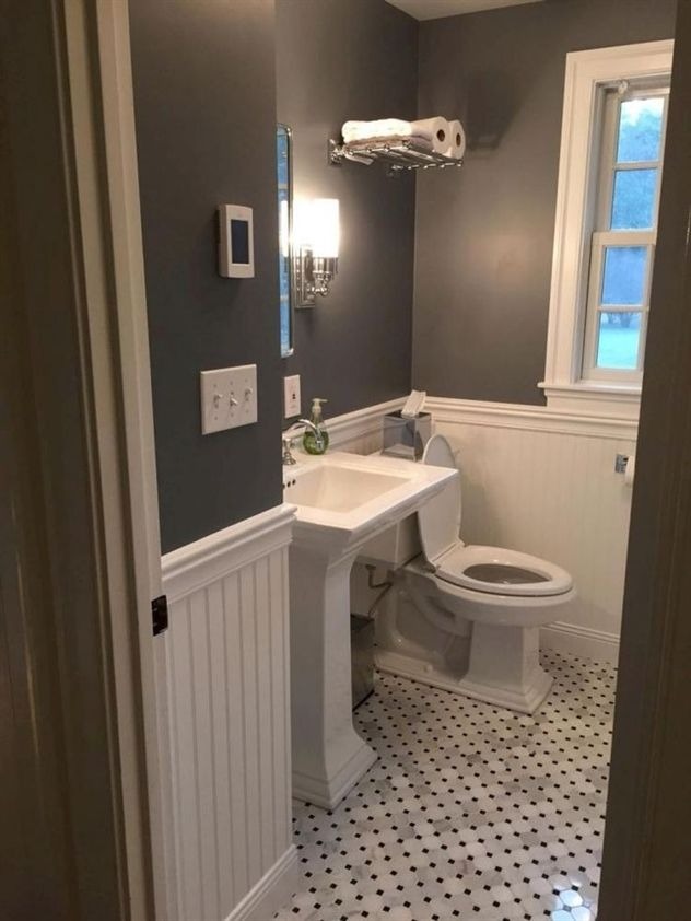 30 Small Master Bathroom Remodel Ideas - Page 22 of 30
