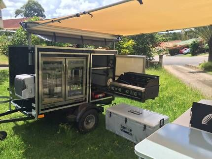 25 best ideas about food trailer for sale on pinterest for Kitchen designs newcastle nsw