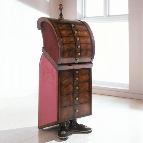 Perfect Mahogany Dressing Chest, From A Collection Inspired By Furniture Within  Althorp House, Via Brights