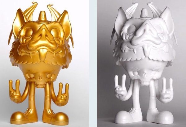 New Colorways for Popobawa! | Designer Vinyl Toys & Art Culture | Clutter Magazine