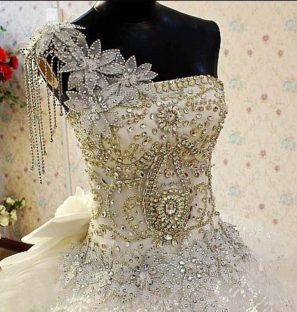 gypsy wedding dress designer | Gypsy Wedding Dress and Irish Traveller Wedding Dress
