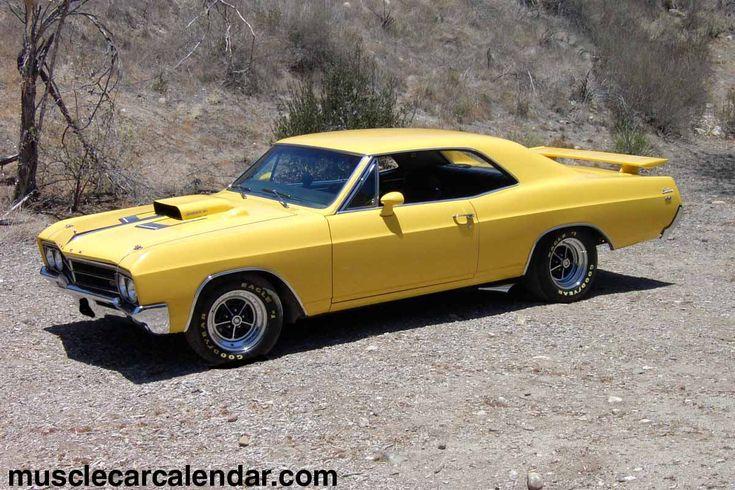 1966 Buick Skylark GS Stage 1 Clone