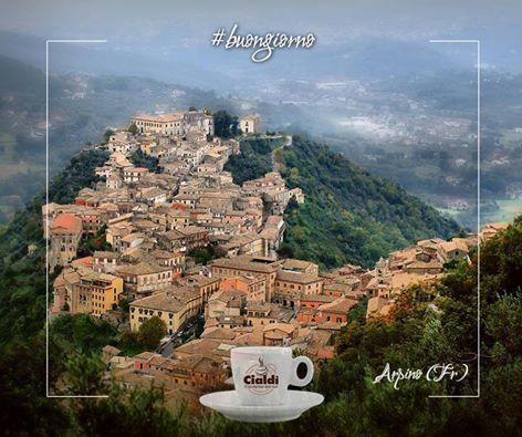 Buongiorno da Arpino!!!  Stamattina un omaggio speciale per il Maestro Ennio Morricone originario proprio di questa splendida cittadina... www.cialdi.it  Cialdì il tuo caffè da Oscar.   #Coffee #CoffeeTime #Espresso #Caffeine #Cafe #CoffeeShop #Keurig #Latte #CoffeeAddict #Brew #LatteArt #Drink #Morningcoffee #CoffeeMaker #Cappuccino #Mug #Barista #Caffè #GoodMorning #CoffeeBeans #friendlylocalguides #coffeetravel #coffeelovers #coffeetime #coffeebreak #coffeefun #capuccino…