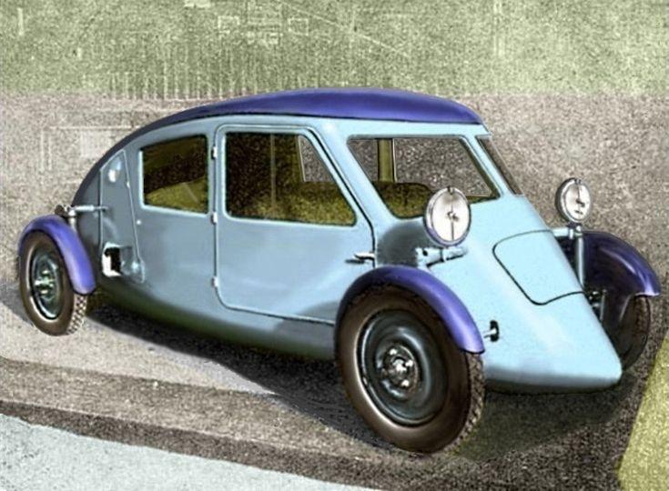 Claveau 1927 | by MrScharroo's Weird Car Museum