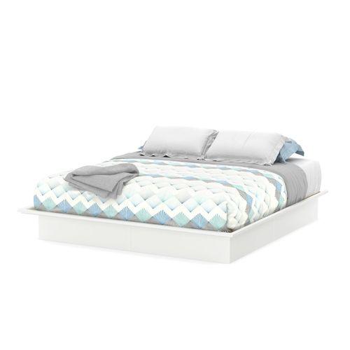 best 25 king platform bed frame ideas on pinterest diy bed frame platform beds and king platform bed - White King Size Bed Frame