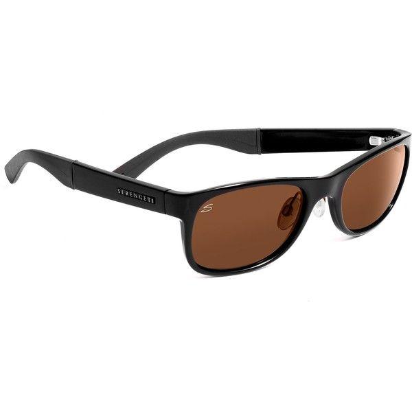 Serengeti Piero Photochromic Polarized Sunglasses ($130) ❤ liked on Polyvore featuring accessories, eyewear, sunglasses, polarized sunglasses, polarized lens sunglasses, serengeti eyewear, serengeti glasses and serengeti sunglasses