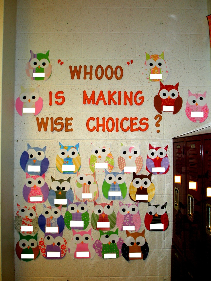 Classroom Ideas With Owls ~ Best owl bulletin boards ideas on pinterest our
