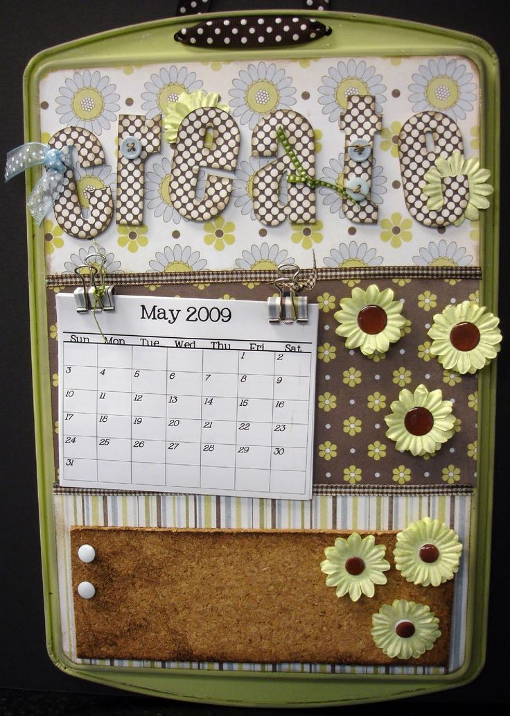 Cookie Sheet Calendar | ... & Kits: Day 3 Cookie Sheet Message Board-10 Days of Christmas Gifts