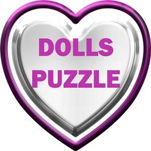 Dolls Puzzle : https://play.google.com/store/apps/details?id=com.gamesforgirls.dollspuzlle #dolls #puzzle #dollspuzzle