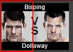 UFC 186 Michael Bisping vs CB Dollaway Prediction