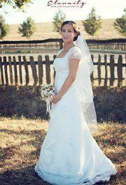 Roni használt menyasszonyi ruha