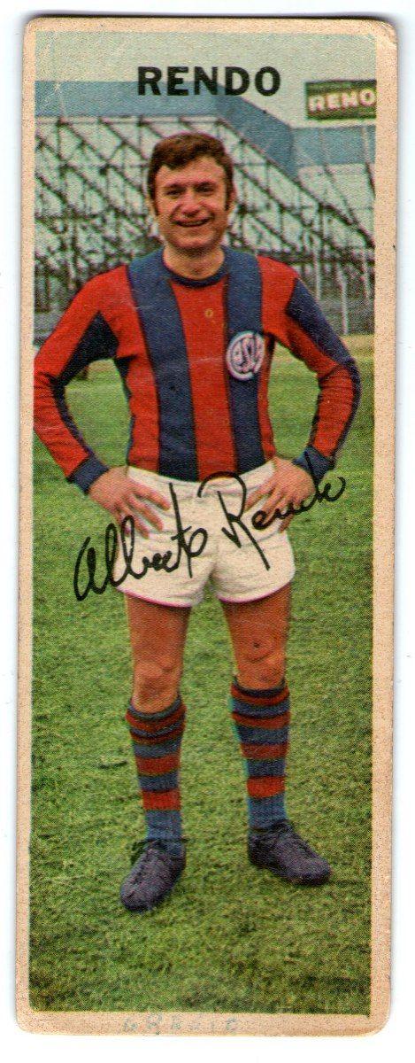 Alberto Rendo - San Lorenzo #85  1968