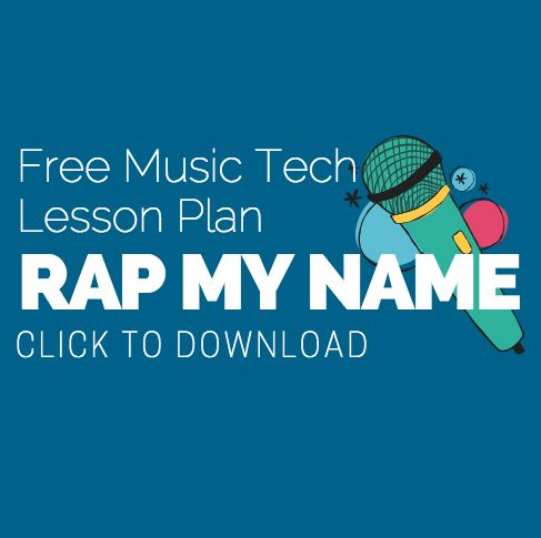 Free Music Technology Lesson Plans This Is The First Of A New Ongoing Series Of
