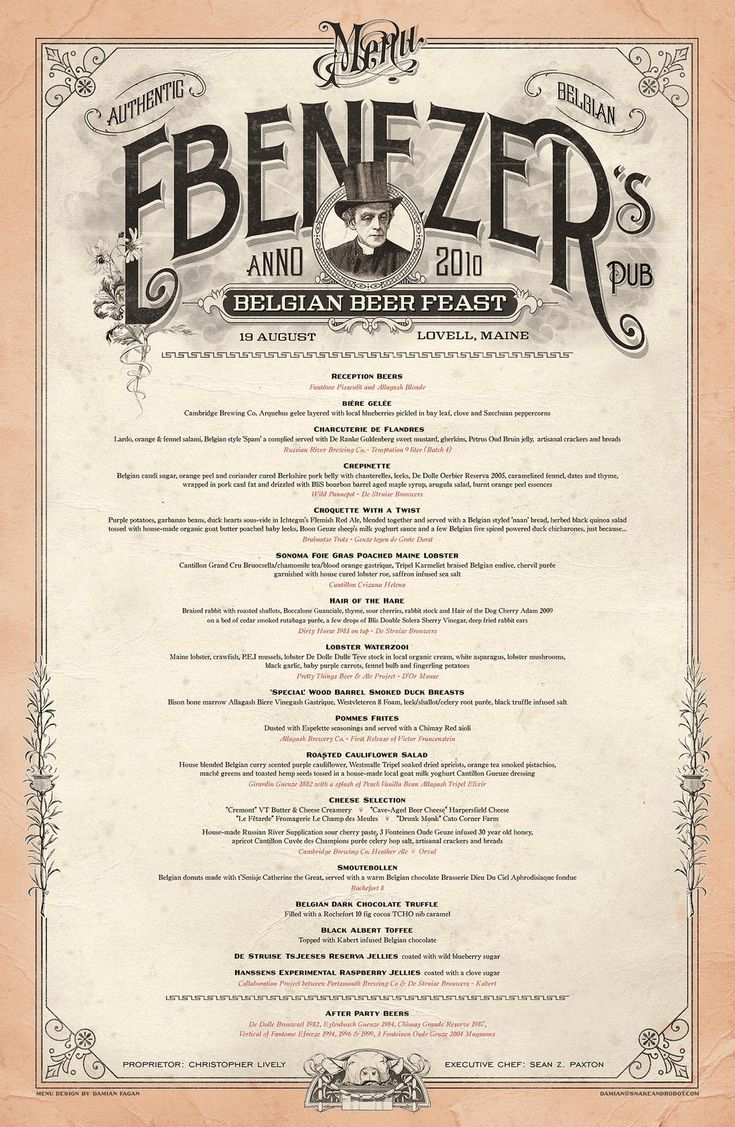 Best Menu And Board Ideas Images On   Board Ideas