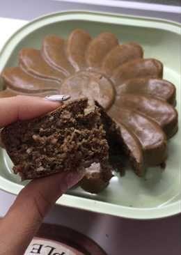 Bizcocho con avena sabor brownie light para dieta