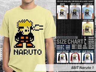 OMAH STORE: 8 BIT Naruto 1