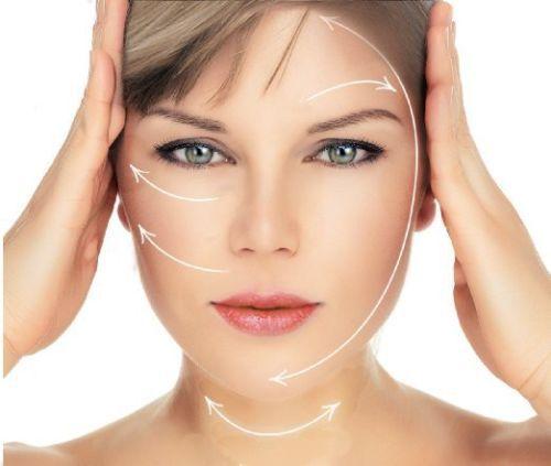 Instant-lavado de cara y cuello-Lift-Secret-Lift-Tapes-Refill-40-Piece-Set-lifting facial