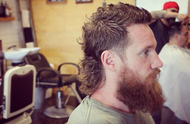 17 Best ideas about Mullet Haircut on Pinterest