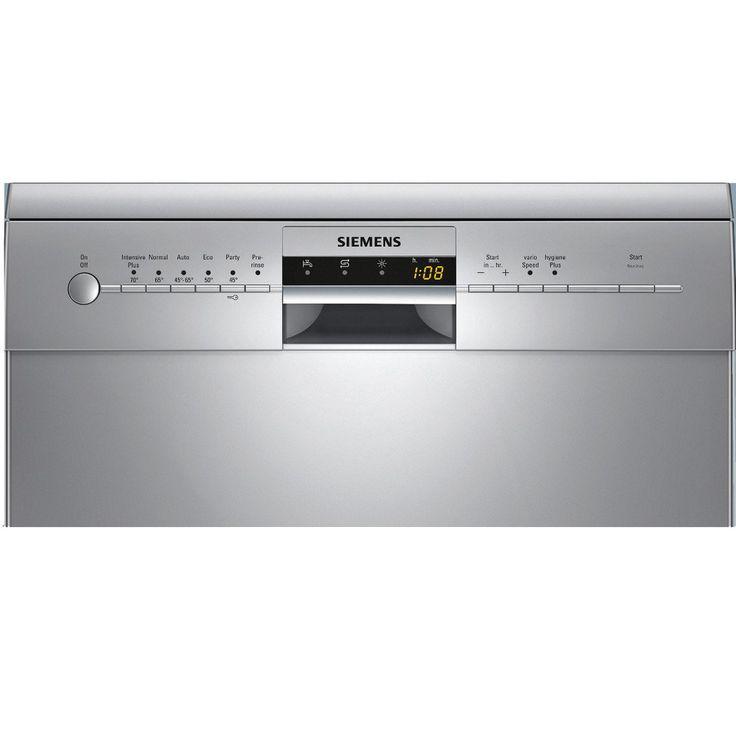Buy #Siemens #Dishwasher SN26L800IN 6 Programs Online in Kerala, Kochi, India @ Best Price Rs.40,500/-