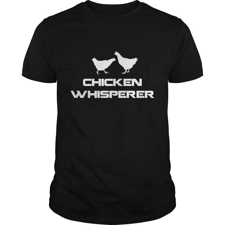 Chicken Whisperer Cute Funny Farm Animal Best Gift : shirt quotesd, shirts with sayings, shirt diy, gift shirt ideas  #hoodie #ideas #image #photo #shirt #tshirt #sweatshirt #tee #gift #perfectgift #birthday #Christmas