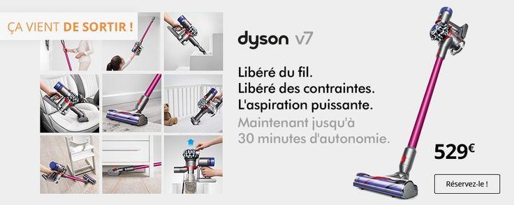 Dyson V7 Animalpro Aspirateur Balai