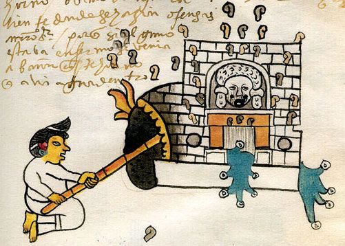 10 sorprendentes hábitos de higiene de los aztecas que contrastaban con los europeos -Más de MX