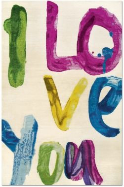Modernweave.com | Collections | Modern Culture | Love Stories | I Love You