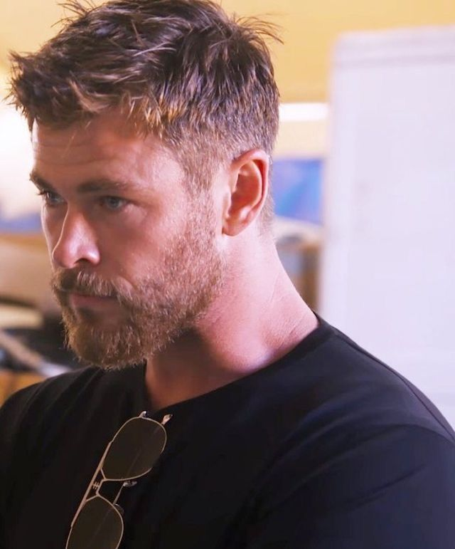 Oh I Truly Love Chris Hemsworth For Me He S The Most