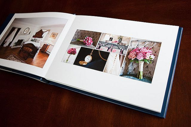 wedding album by Charlotte Geary Photography