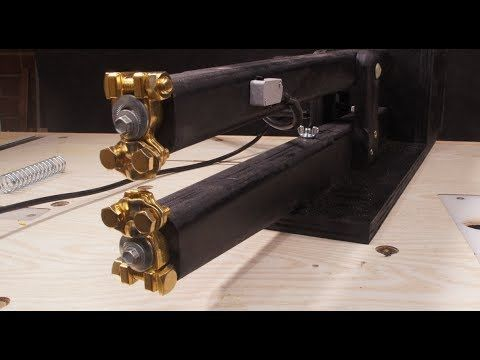 Homemade Spot Welding Machine with Power Control . How to Make a Spot Welder. - YouTube