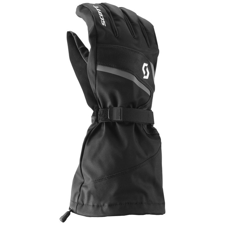 Scott HYLAND PRO Gloves (BLK) www.importationsthibault.com