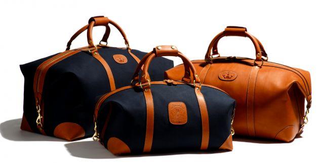 LeBron James Luggage set - Ghurka - Armstrong   Wilson - • Selectism ... 5d090178d5ea0