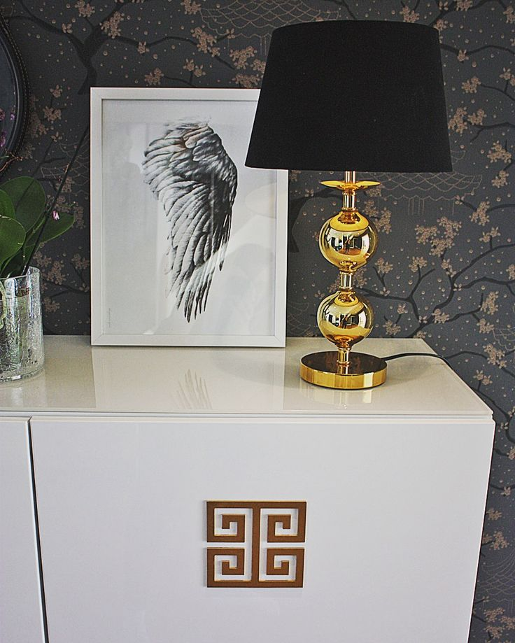 Gold gold golden ikea hack Furniture decor: Linda Color: Duplicolor Effect Bronze #interior #ikea #ikeahack #interior #hallway#inspiration