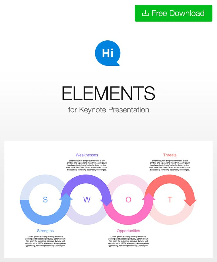 35 Best Free Keynote Template Images On Pinterest | Key, Power