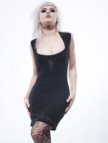 Lip Service - Millenium Moon dress