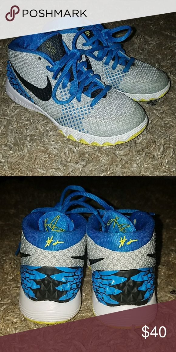 Kids Kyrie Irving Nike's Style: Kyrie 1  Worn a handful of times, in great condition! Nike Shoes Sneakers