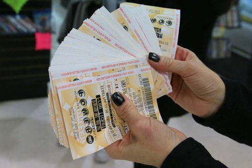 $294 million jackpot of State Lottery games