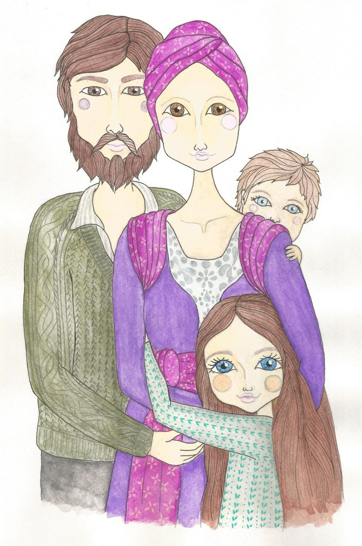 Sebaj haj!, story book illustration watercolor by Bencze Anita Turquoise Janina