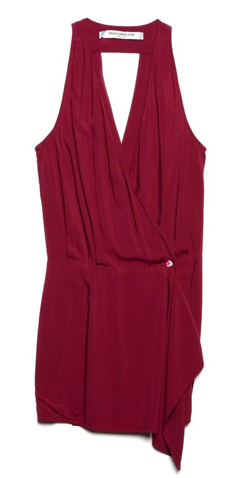 Wrap Dress from Something Else $199