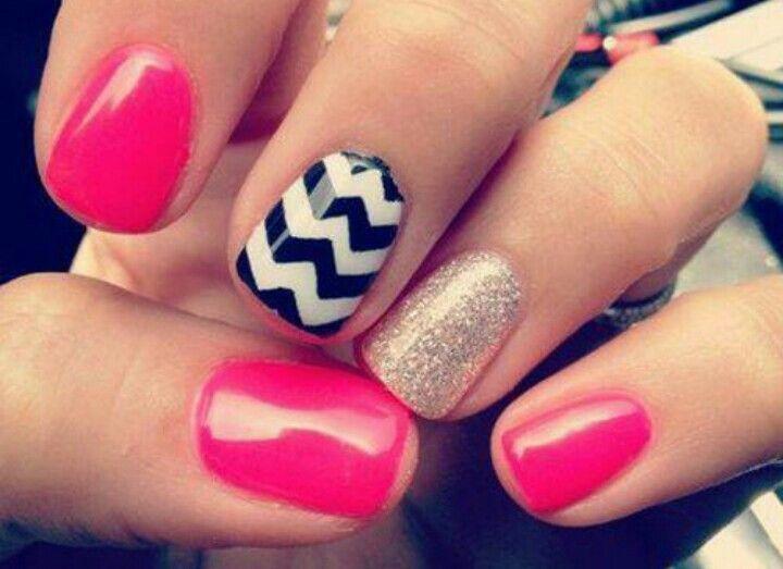 199 best Easy Nail Art Designs images on Pinterest   Make up, Easy ...