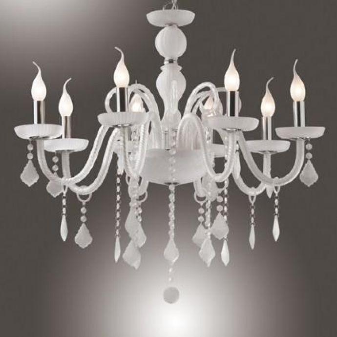 candelabru cu 8 brate GIUDECCA SP8 marca Ideal Lux